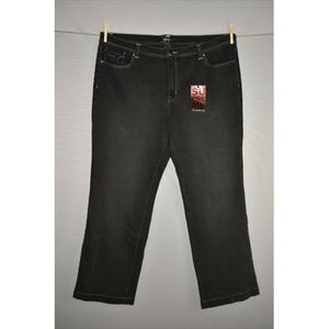 VENEZIA Supreme Straight Leg Denim Jean